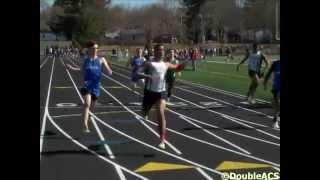 First Track Meet At Attleboro High School