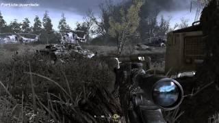 Call of Duty 4 : Modern Warfare - Acto 2 Mision 2  Todos camuflados - Español HD