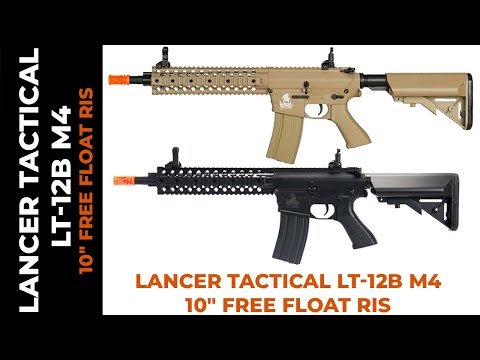 Lancer Tactical LT-12B M4 w/ 10