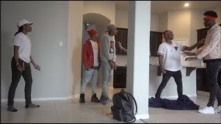 WEARING YOUR CLOTHES WITHOUT ASKING PRANK ON PERFECTLAUGHS & AR'MON AND TREY!!!