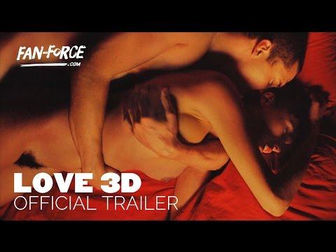 LOVE 3D - Official Trailer [2016] - VALENTINES - Explicit