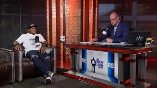 NFL Network's Steve Smith Talks Retirement, Tom Brady & More | Full Interview | 6/27/17