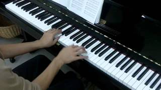 John Thompson's Easiest Piano Course Part 4 No.20 Hopak (P.33)
