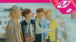 [SHINee's BACK] Ep.1 누난 너무 예뻐(Replay) (ENG SUB)
