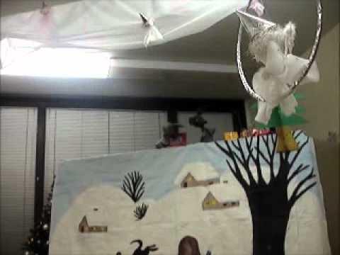 Novi zajci lutkovna predstava 19.12.2011