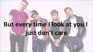 The Vamps ft. Demi Lovato - Somebody To You [Lyrics]