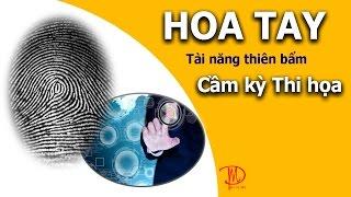 Vlog Bí Mật Tạo Hóa: Hoa Tay Cầm Kỳ Thi Họa_Online Education