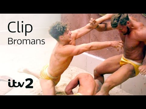 Xxx Mp4 Emperor 39 S Games Penultimate Challenge Bromans ITV2 3gp Sex