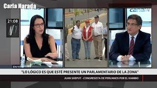 Juan Sheput vs. Marisa Glave: moción de vacancia de PPK e indulto de Fujimori en la Corte IDH