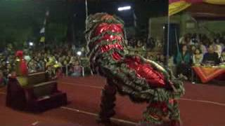 Barongsay Jragan Tembarak Temanggung 2017