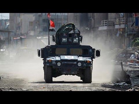 El Ejército iraquí emplea nuevas tácticas para combatir al Dáesh en Mosul mientras sigue la…