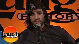 Amir K - Traffic Court (Stand-up Comedy)