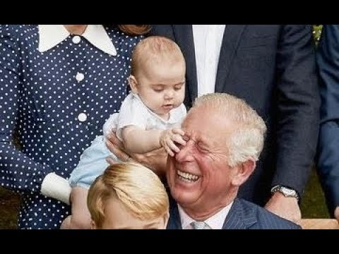 Prince Louis s sweetest moments