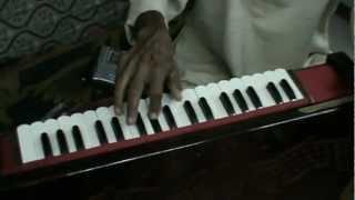 Scale changer harmonium by Pakrashi