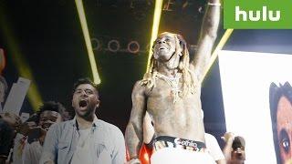 ON STAGE: Lil Wayne - Filming in 360 • Hulu VR
