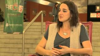 Entrevista a Bárbara Sarasola Day - REC 2014