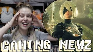 Nier Smashes Through The 4th Wall In DLC | GAMING NEWZ