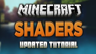 How to Install Shaders Mod in Minecraft 1.10.2! (Updated) (No Forge)