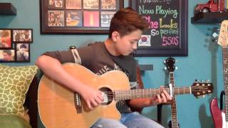 She Looks So Perfect - 5 Seconds of Summer (5SOS) - Fingerstyle Guitar Cover
