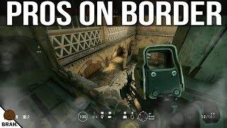 Efficient Border Tricks From The Pros - Rainbow Six Siege Year 3 Season 2 Tips & Tricks