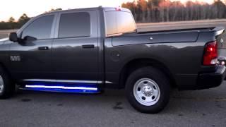 2014 Dodge Ram / Unmarked U.S. Marshall Police Task Force