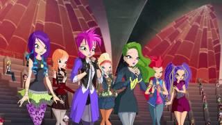 Winx Club Season 6 Ep2 The Legendarium Part 2 HD