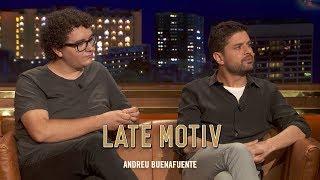 LATE MOTIV - Facu Díaz y Miguel Maldonado.