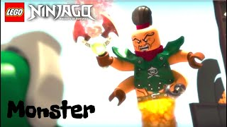Monster (Skillet) ~Nadakhan Tribute (Ninjago) | AMV