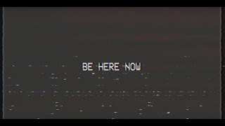 Nahko • Be Here Now • (Official Lyric Video)