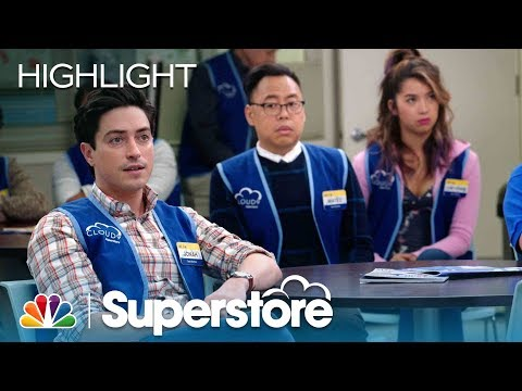 Xxx Mp4 Let S Talk About Amy And Jonah S Sex Tape Superstore Episode Highlight 3gp Sex