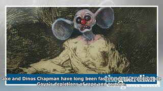 Chapman brothers reunite with goya