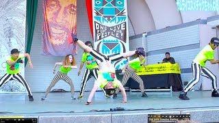 レゲエダンス  『CROSS COLOURS DANCERS』 ワンラブ ジャマイカフェスティバル World Reggae Dance Championship サムライコスメチック