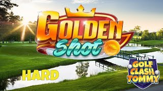 Golf Clash tips, Golden shot - ¤Hard¤ - One chest? Be happy! GUIDE/TUTORIAL