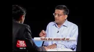 Seedhi Baat - Seedhi Baat: Ashok Khemka denies leaking report on Robert Vadra, DLF land deal