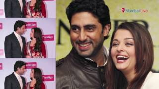 Abhishek Bachchan on wedding anniversary with Aishwarya Rai Bachchan | Mumbai Live