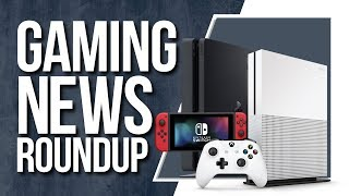 Nintendo Switch HACKED! | Microsoft SUED! | PS4 Still Strong & MORE!