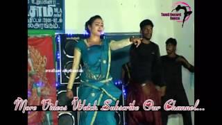 Tamil Record Dance 2016 / Latest tamilnadu village aadal padal dance / Indian Record Dance 2016  409