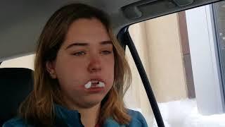 Jenna: wisdom teeth removal 1