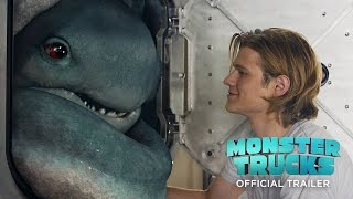 Monster Trucks (2017) - Trailer - Paramount Pictures