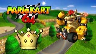 Mario Kart 64 Playthrough - Pt.4    Special Cup