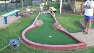 Crookhaven Heads Tourist Park 9 Hole Mini Golf Course