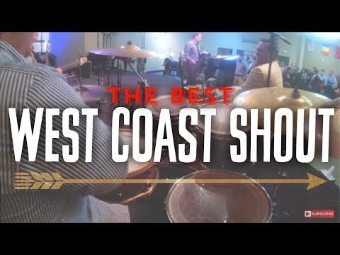 ''THE BEST WEST COAST SHOUT''- Sergio Acedo