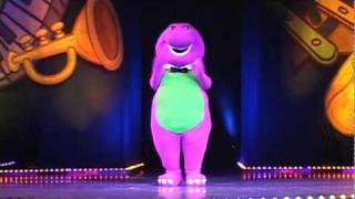 Barney Live In Concert at the San Angelo Coliseum