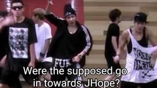 Things you didn't notice in BTS We Are Bulletproof