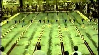 Jeff Commings 100-yard breast at 1991 Missouri high school champs