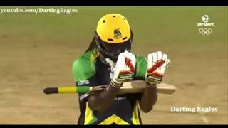 Unbeliveable cricket moment  in history (attacking)