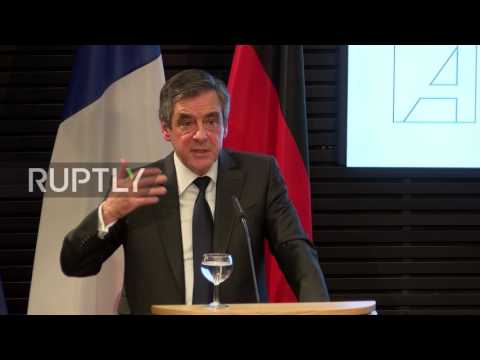 Germany: Fillon calls for implementation of Minsk agreement and dialogue with Russia