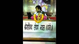 Darbar Me Radha Rani Ke ## दरबार में राधा रानी के । Singer - Manas Ji ## सुपरहिट Bhajan Song 2015