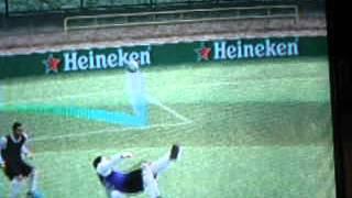 video de un golaso de tiro libre en pro 2013 ps2.AVI Goal