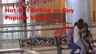 Hot Girls Sitting on Guys Prank 2017 || Best Of 2017 Prank||